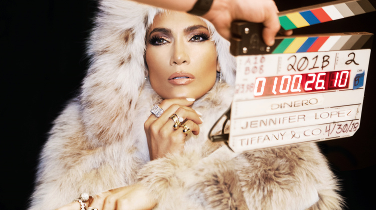 Jennifer Lopez a Tiffany & Co. v novém videoklipu