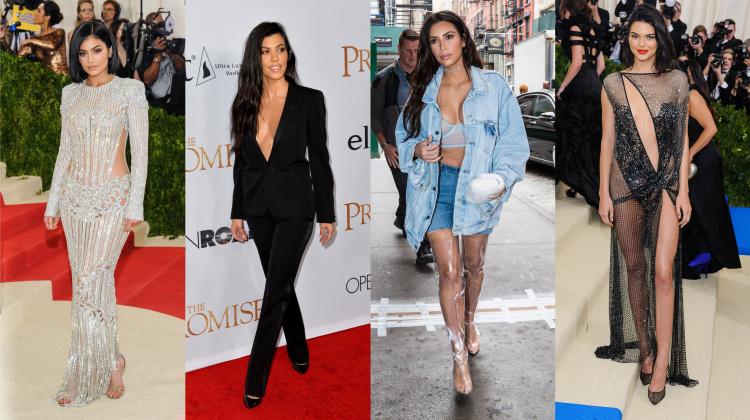 55 nejvíc sexy outfitů rodin Kardashian Jenner · Celebrity e6b7e7a01b9