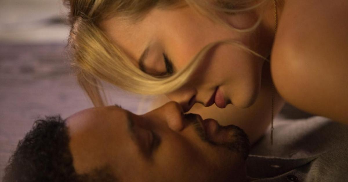Masáž sexuální lásky