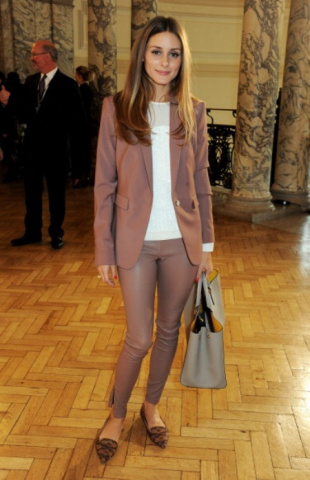 Olivia Palermo LFW Outfit ea885