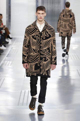 Catwalk Louis Vuitton Fall Winter 2015 16 Men Collection Paris Fashion Week 66e26