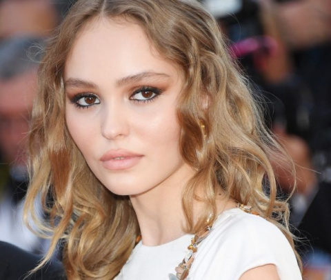 Lily Rose DEPP 70th Cannes International Film Festival May 17th 2017 Beauty close up ca0e5