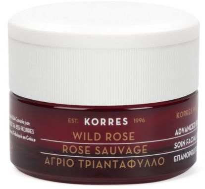 KORRES WILD ROSE ADVANCED SLEEPING FACIAL f17a8