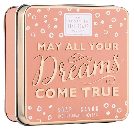 mydlo Demdaco Scottish Fine Soaps May All Your Dreams Come True 208kc 2d7b7