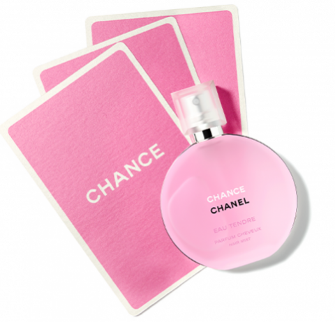 Chanel Chance Eau Tendre Hair Mist f4718