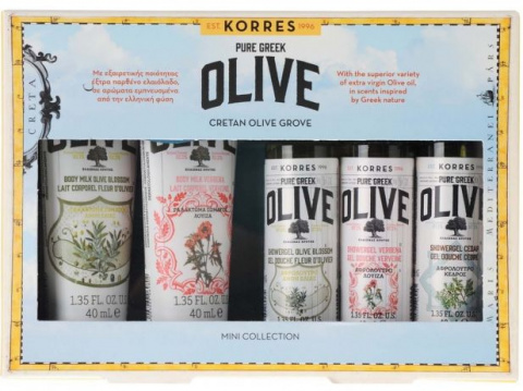 Korres PURE GREEK OLIVE 260 d1d14