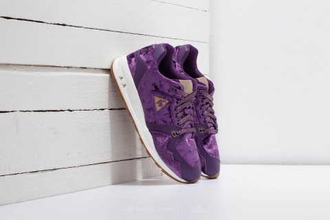 le coq sportif r1000 velvet imperial purple old brass 3780korun footshop 04711