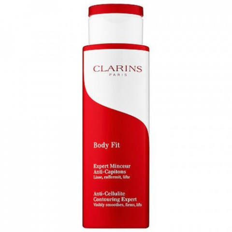 clarins body fit anti cellulite contouring exp 43c24