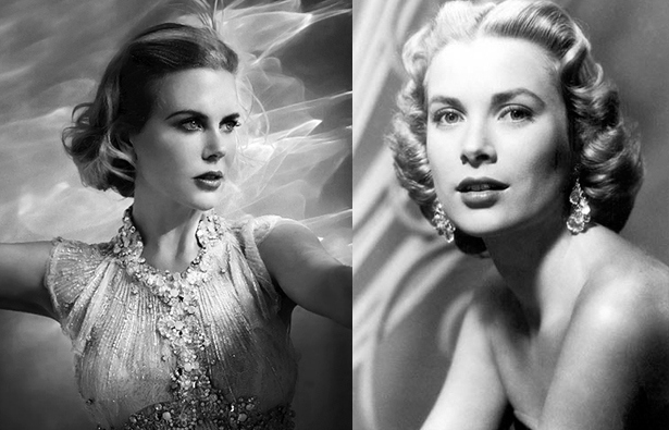 First look: Nicole Kidman jako Grace Kelly