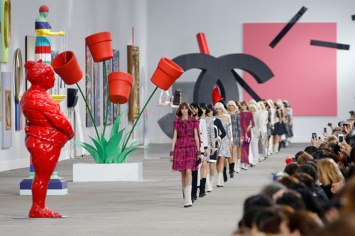 PFW S/S 2014: CHANEL