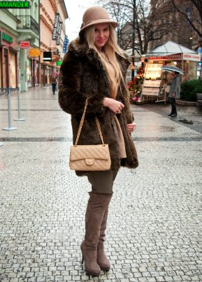 Street style: Touch me…