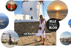 ELLE travel blog