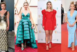 Best fashion looks: Florence Pugh