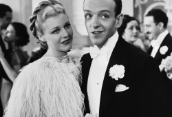 Fred Astaire a Ginger Rogers